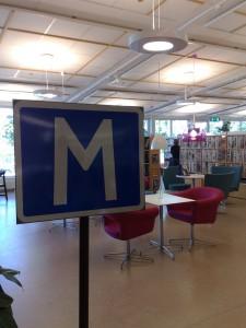 Laholms bibliotek - en mötesplats